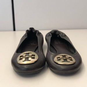 1ceb83edf3e1e3 Tory Burch Shoes - Tory Burch Reva Flats ✨LIKE NEW ✨